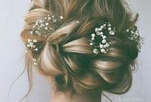Wedding hair, make up & nails