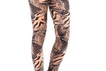 Leggings & Jeggings / A selection of leggings and jeggings from the Alisha Mai website and the internet