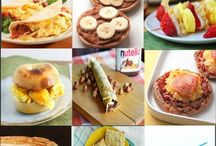 Back to School Recipes / Quick weeknight recipes, simple lunch ideas, and more!