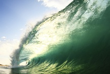 Skate & Surf / Surfing, Surfboards -Skateboarding & Skateboards / by Wesley Lowe