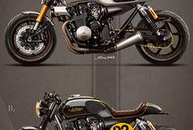 Custom Bikes with Classic Beauty / Bikes made of passion