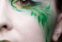 make up art and costumes