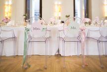 June wedding / Lovely wedding at Mandarin Oriental in June