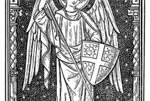 St. Michael / FEAST OF THE DEDICATION OF MICHAEL THE ARCHANGEL September 29