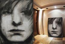 Paintings portrait / My paintings