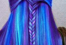 Silke's hair