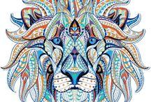 art animal