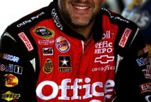 T is for Tony! / NASCAR driver Tony Stewart / by Tabie Kelley