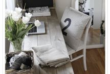 home | studio + offices / Creative spaces and ideas. / by Chrysti Hydeck