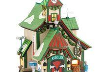 Christmas Town!  / by Liza Bonilla