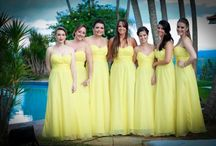 Casamento Amarelo / Casamentos amarelos para todos os gostos.