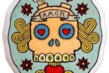 Calaveras y diablitos / De cómo el alma mexicana se ríe de la muerte
