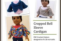 Sweet Pea Fashions 18 Inch Doll Clothes