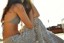 Croshet skirts
