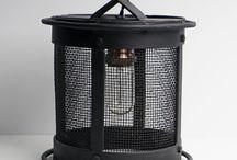 Лофт светильник