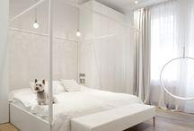 bedroom design by Kreacja Przestrzeni/ sypialnie projektu Kreacji Przestrzeni / bedroom design by Kreacja Przestrzeni/ sypialnie projektu Kreacji Przestrzeni/ Poznań Poland