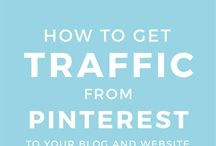 Pinterest for Bloggers / How to use Pinterest to grow your blog or online business. This board is filled with Pinterest tips, tutorials, and strategies to help you get more traffic to your blog with Pinterest.