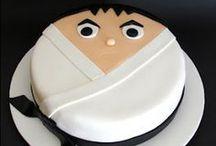 de taarten