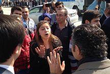 Başakşehir'de Kız İmam Hatip Lisesi engellenilmeye çalışılıyor.