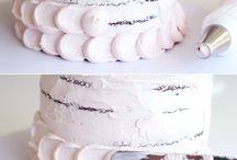 dekoracje ciasta