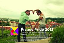 Prague Pride / work with PP team - Katerina Zelingerova