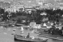 Gamle bilder fra Bergen - Norway. / Old pitcures from Bergen.