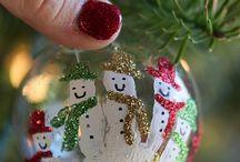 Holidays  / by Morgan Lothman