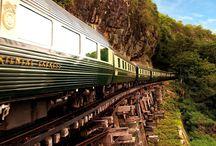 Grandes viajes en tren / Un gran viaje en tren es siempre una magnífica elección