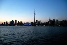 Favorite Places & Toronto. CN Tower