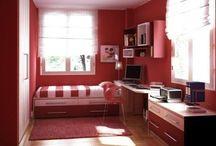 Kicsi szoba ötletesen