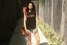 Kirana Larasati Honeymoon at The Santai / Kirana Larasati, Indonesian Celebrity & Actress has just shared her favourite honeymoon-cation with us.   Take a peek on her best picture moments.