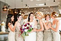 Haute & Co.'s REAL Brides! / This album consists of beautiful photographs that have been taken at the dreamy weddings of our very own Haute & Co. brides!