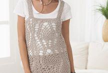 crochet: clothes / by Erin Apodaca