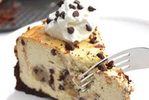 Chocolate chip cheese cake