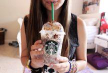 Starbucks drinks / Starbucks drinks are the best (American drinks)
