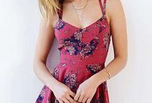 Modelos para futuros vestidos