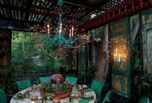 The Great Outdoors / Outdoor planting, living, decorating, entertaining, and architecture.