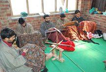 craft man of kashmir