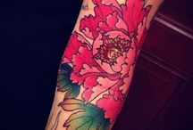 Inked / Tattoos that I love, designs I perhaps would draw inspiration for new tattoos from