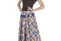 sukně, šití
