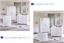 Lit Chambre transformable / Innovation Sauthon: découvrez nos chambres qui évoluent au rythme de l'enfant. Bébé grandit ? Sa chambre aussi !