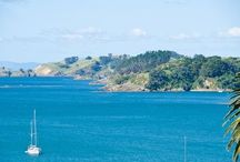 Views  / The outlook on Waiheke