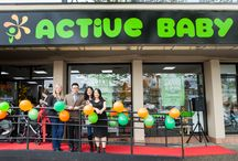 Active Baby Grand Re-opening & 5 Years Anniversary / Active Baby Grand Re-opening Celebration and Ribbon Cutting Ceremony