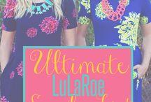 LuLaRoe Team GB Style