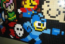 lego mozaic