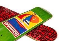Skateboards by Habitat / Skateboards made by Habitat