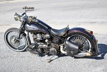 Motorcycles / by Bonnie Campbell