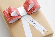 Inpakken maar - cadeautjes