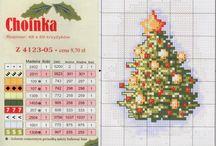 Sticken - Weihnachten