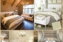 BEDROOM INTERIOR IDEAS / by Paula LeBlanc Miller